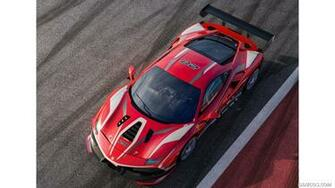 2020 Ferrari 488 Challenge Evo   Top HD Wallpaper 3