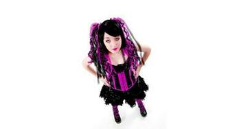 Cybergoth Wallpaper 1366x768 Cybergoth