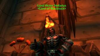 Nefarian Prince of the black dragonflight Leader of the