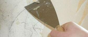 How to Remove Wallpaper Glue For the Home Pinterest