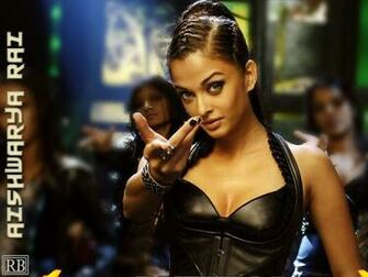 Aishwarya Rai Dhoom 2 Movie Hot Look Wallpaper Indian Beautiful