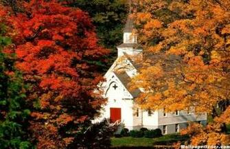HD First Day of Autumn 2014 Wallpaper