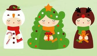 Momiji Dolls Christmas