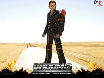 Dhoom 2 Movie Wallpaper 5