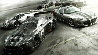 Supercar Assembly Wallpapers