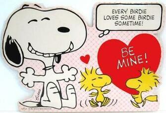 Laminated Snoopy Valentines Day Wall Decor Snoopn4pnutscom
