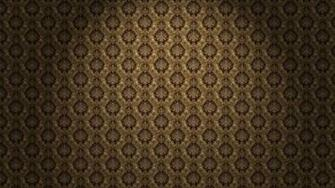 White And Gold Pattern Wallpaper   WeSharePics