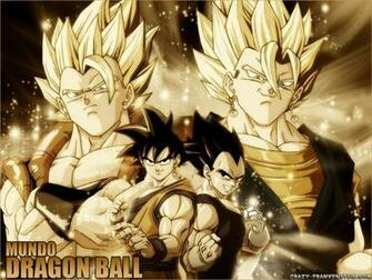 Dragonball Z Movie Characters images Gogeta and Super Vegito wallpaper