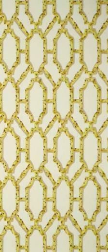 Scalamandre Pavillion Trellis wallpaper Wallpaper Pinterest