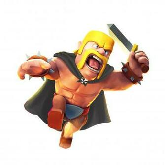 Clash Of Clans Characters 10531 MOVDATA