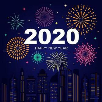 Happy New Year 2020 Hd 1080p Wallpapers