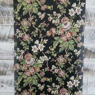 St Regis Fifth Avenue Vintage Farmhouse Floral Wallpaper EG1290