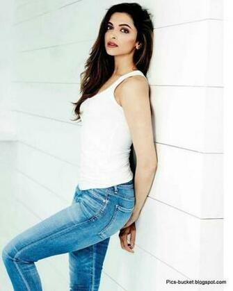 Deepika Padukone in Jeans Images and HD Wallpapers Deepika
