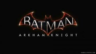 Batman Arkham Knight Logo HD Wallpaper   iHD Wallpapers