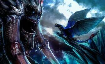 Train Your Dragon 2 Toothless Alpha Game Wallpaper