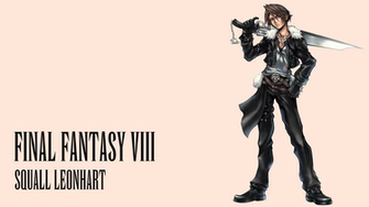 Final Fantasy 8 Wallpaper Final fantasy