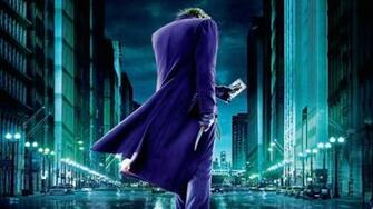Joker in The Dark Knight Wallpapers HD Wallpapers