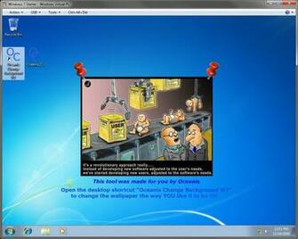 Desktop Background Wallpaper   Change in Windows 7 Starter program1