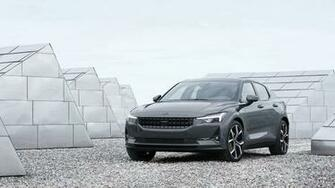 Polestar 2 Unveiled Mainstream Pure Electric Sedan for Volvo