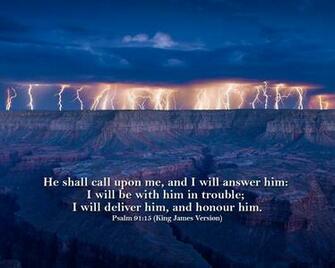 Psalms 91 King James Version