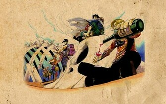 mugiwara pirates wallpaper piece 1920x1200
