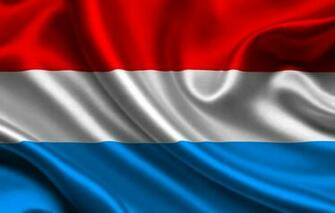 Wallpaper Flag Texture Luxembourg Flag Luxembourg The Grand