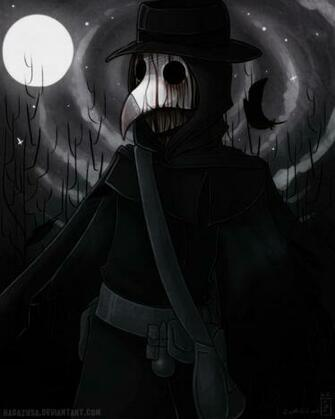 Plague Doctor by Hagyr
