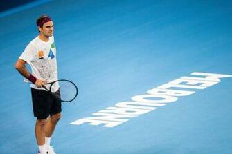 Australian Open 2020 Breaking Down Mens Draw for Roger Federer