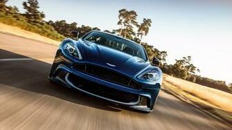 Full HD 2017 Aston Martin Vanquish S Wallpaper