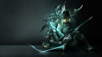 Anime Sniper Images Download Desktop Wallpaper Images
