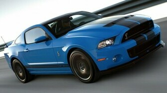 Ford Mustang Shelby GT500 HD Wallpaper 2013 Ford Mustang Shelby GT500