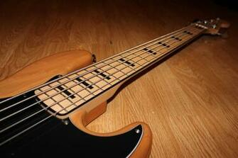 String Bass Guitar Wallpaper 5 string jazz bass   02 by