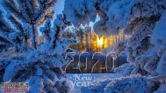 Happy New Year 2020 Nature Photos Download For Desktop   New year