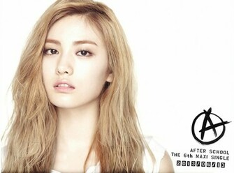 After School Nana First Love Wallpaper