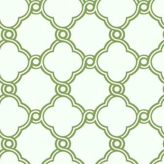 Green AP7484 Open Trellis Wallpaper   Contemporary Modern