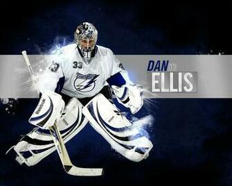 NHL Wallpapers   Dan Ellis Tampa Bay Lightning wallpaper