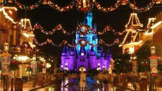 World of Disney for the Young at Heart Disney Christmas Wallpapers
