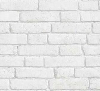 brick wallpaper white 2015   Grasscloth Wallpaper