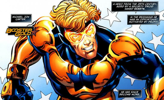 Booster Gold Wallpaper and Background Image 1400x858 ID478646