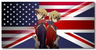 Hetalia Shirts Hot Topic America and enlgand wallpaper
