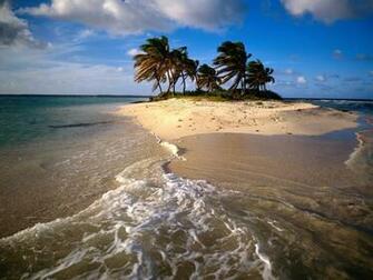 Sandy Island Caribbean Wallpapers HD Wallpapers