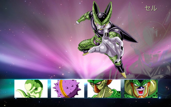 Cell Dbz Wallpaper Dragon Ball Mac Wallpaper Cell