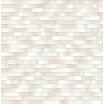 A Street 564 sq ft Kalmar Light Pink Hazy Stripe Wallpaper 2889