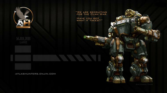 MechWarrior Online atlashunters Page 3