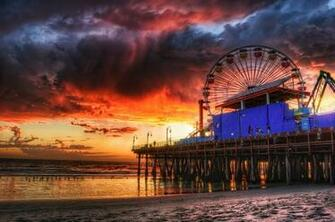 53 Santa Monica Wallpapers on WallpaperPlay