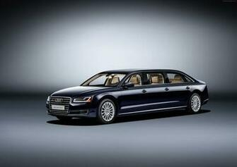 Black Audi limousine HD wallpaper Wallpaper Flare