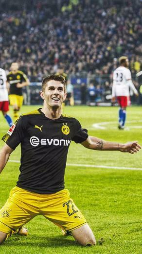 Footy Editor on Twitter Christian Pulisic Wallpaper