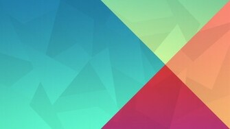 Google Abstract HD Wallpaper
