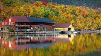 Maine Foliage Photo Gallery