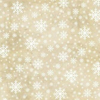 White snowflakes on beige grunge background 27773 Backgrounds
